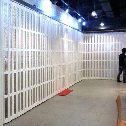 关于四川PVC折叠门的安装你们了解多少呢?