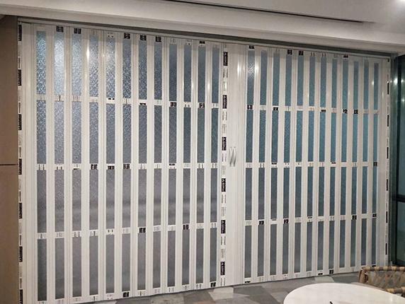 四川pvc折叠门