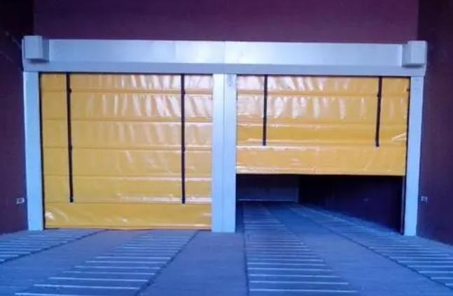 地下车库为什么一定要装快速堆积门?