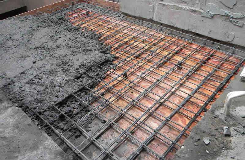 混凝土拌合物粘聚性差的几种表现形式