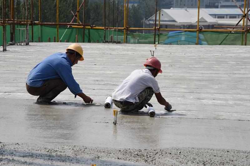 成都混泥土地坪施工