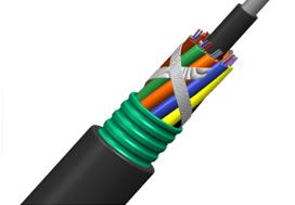 GYTA(S)53层绞式重铠光缆