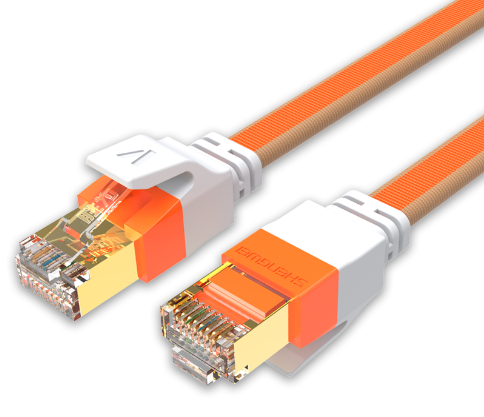 FLC-8005D七类网线屏蔽线