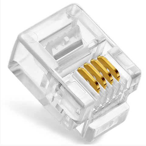 RC-1050电话水晶头