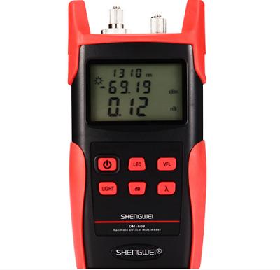 OM-608高精度光功率计红光一体机