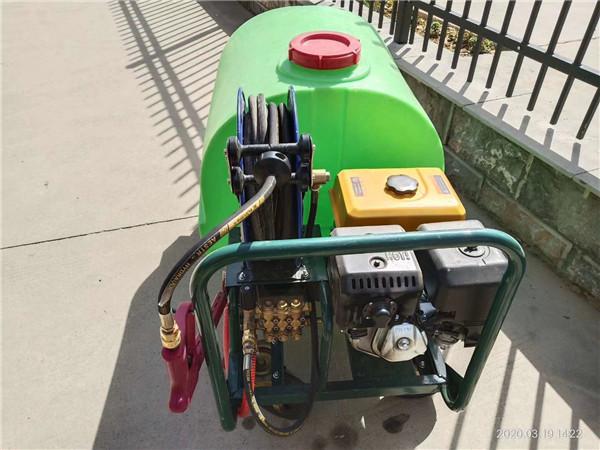 河南尘易环保设备洗地机销售案例
