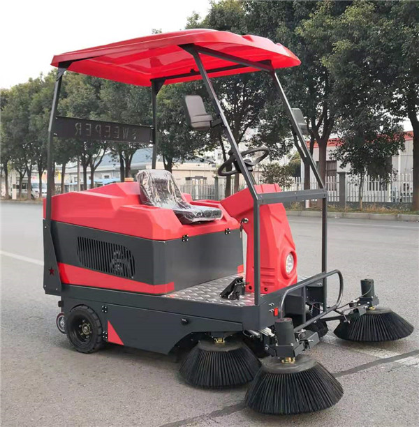 工厂使用洗地机和扫地车的好处有哪些?