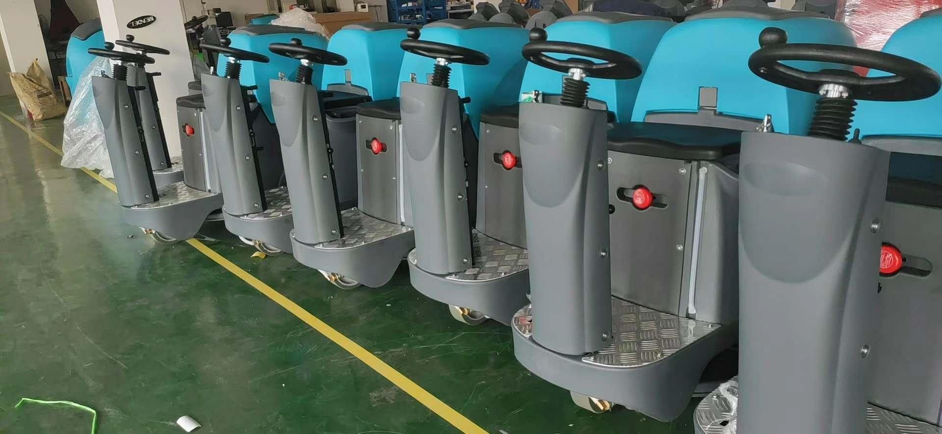 河南洗地机厂家简谈销售洗地机,扫地机的三大秘诀