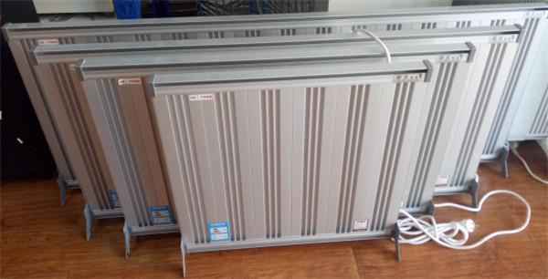 碳晶电暖气安装案例