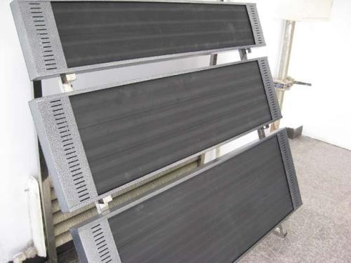 吊顶辐射板--新型的高大空间采暖设备,越来越受到市场的青睐