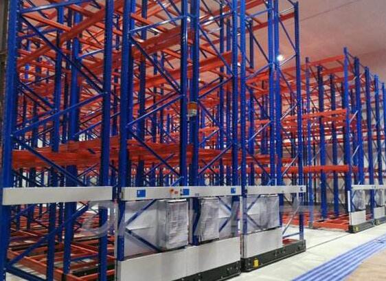 轻型、中型和重型电动移动货架