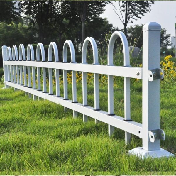 甘肃兰州仁恒美林郡绿化隔离护栏安装