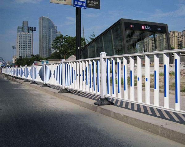 市政道路护栏 厂家批发 公路市政护栏 防撞市政护栏