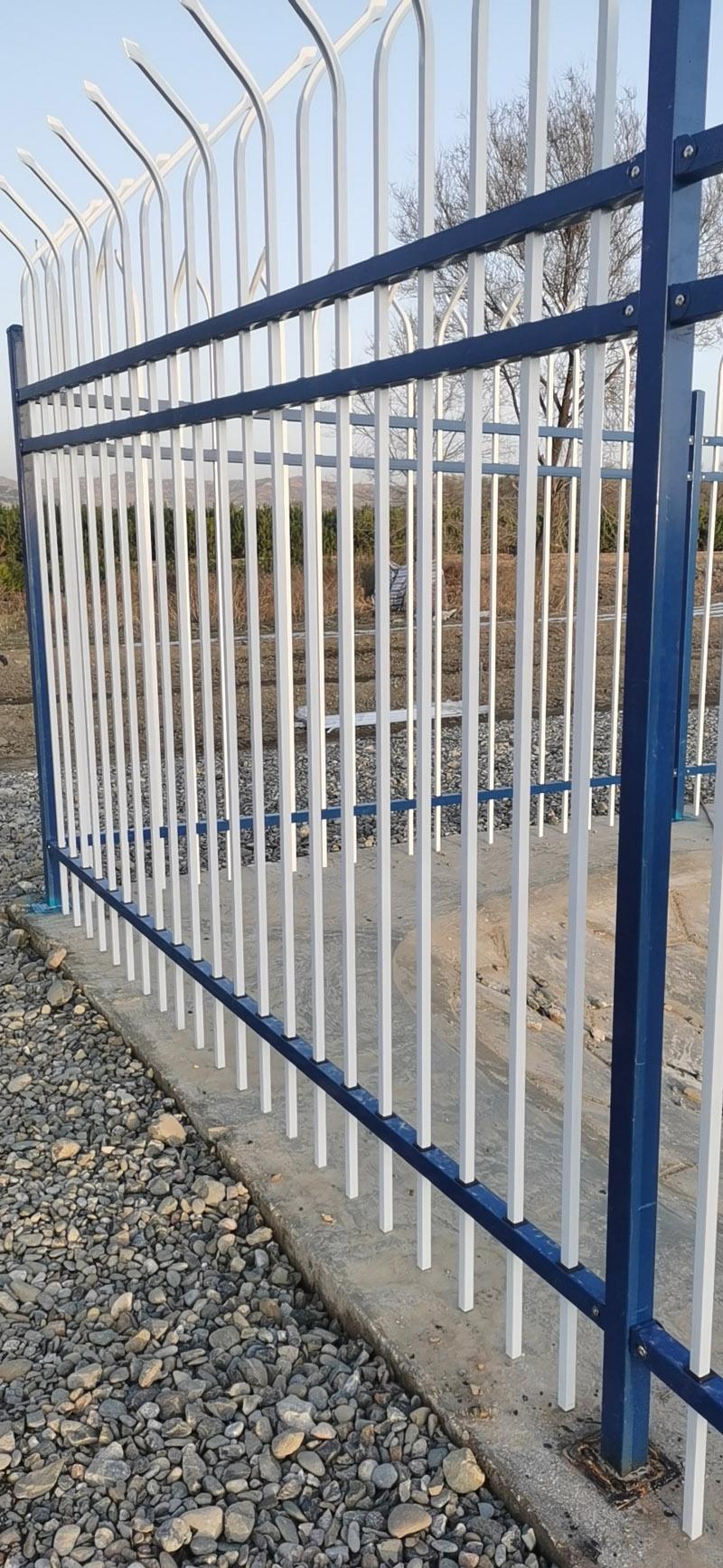 兰州锌钢护栏