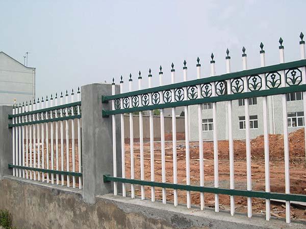 学校锌钢护栏
