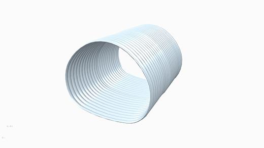 拱形拼装金属波纹涵管