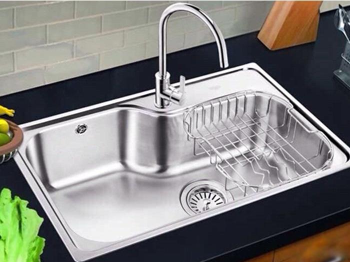 厨房单水槽施工找银川家装公司