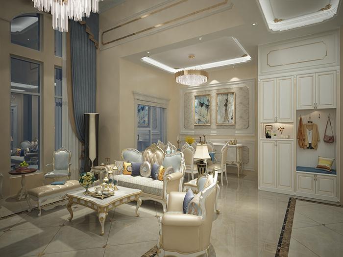 银川装修公司带您来看看北欧风格的三间客房装饰精美