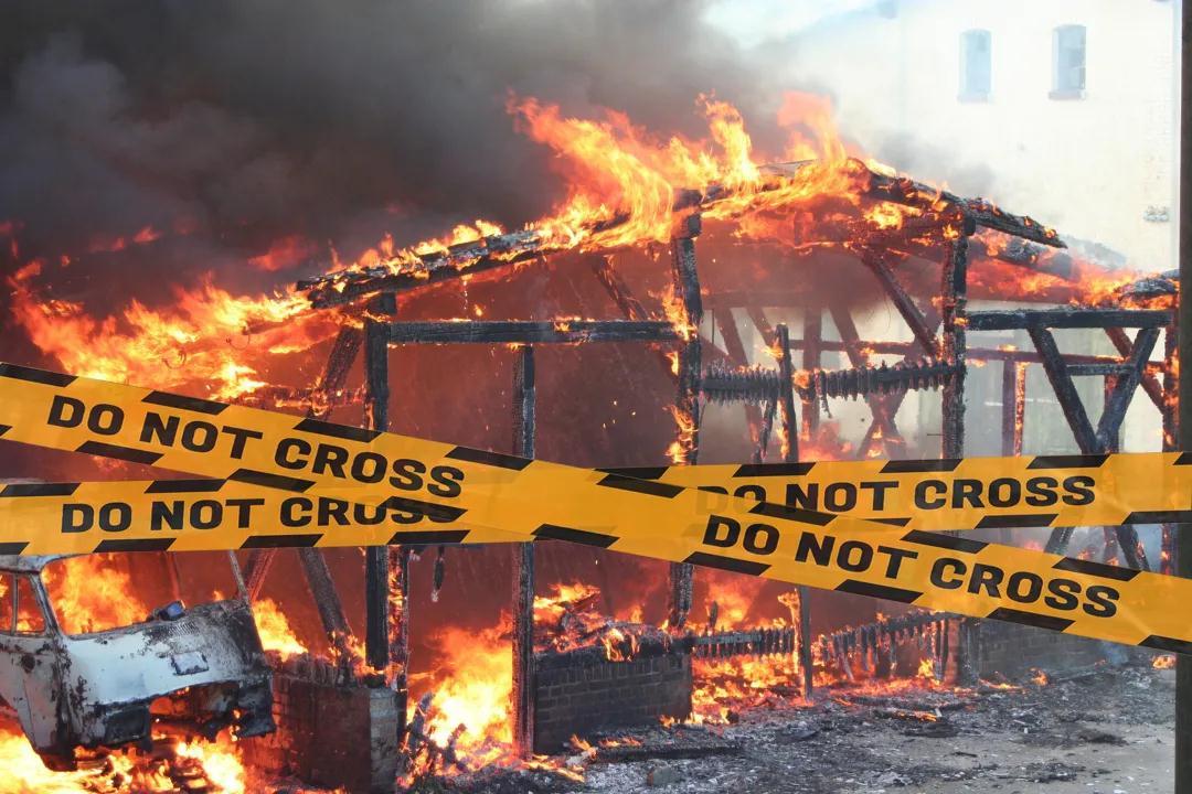 宁夏阻燃板新观念,火灾中的「诺亚方舟」