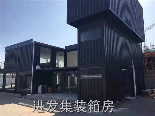 新乡集装箱房别墅