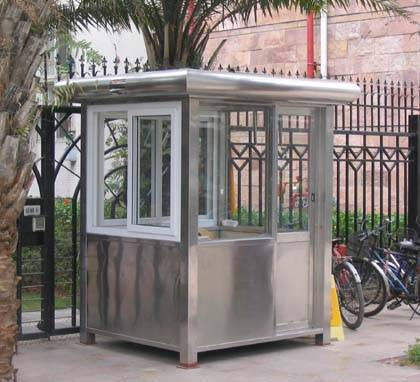 北京不锈钢岗亭的用途都有哪些?