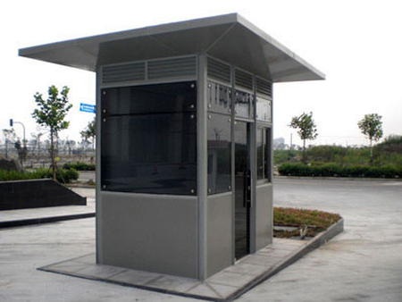 北京不锈钢岗亭制作,需要注意哪些问题?