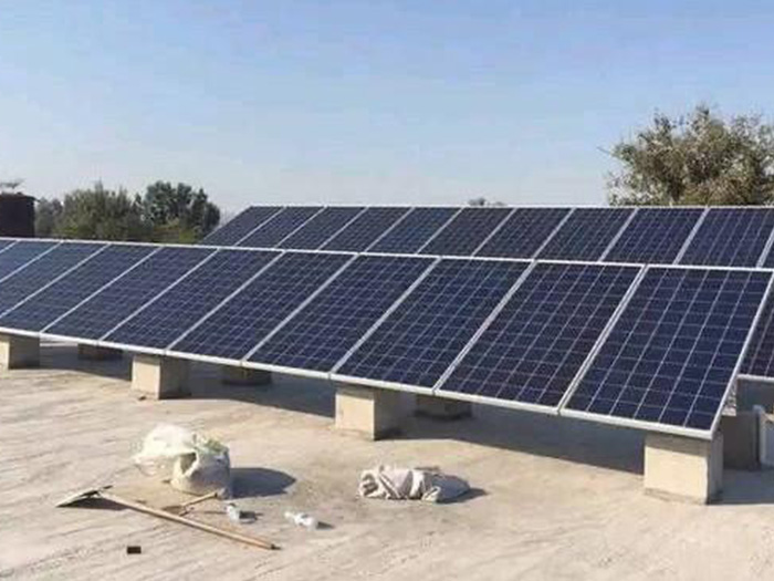 太陽能光伏發電站系統