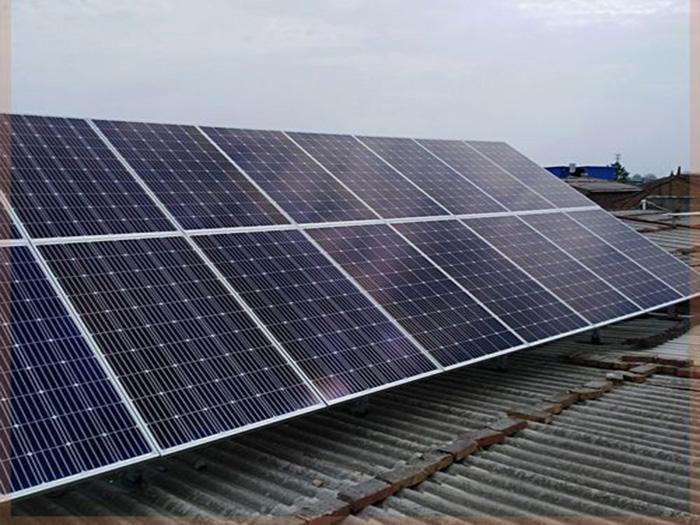 牧場太陽能安裝