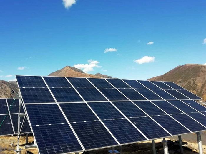 青海格爾木供熱供電項目甘肅光伏陽光房建設技術