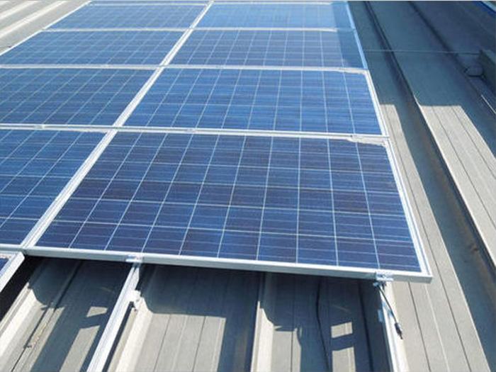 屋頂光伏發電系統