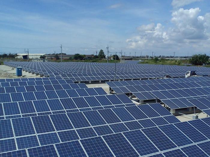 太陽能光伏電站安裝