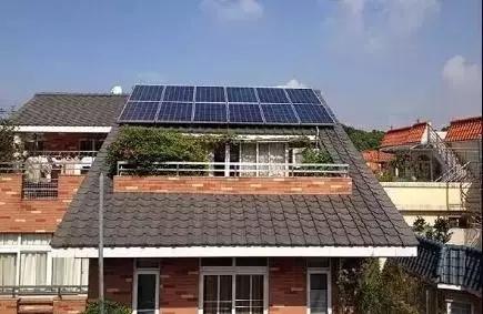 夏天裝空調不如蘭州光伏發電站安裝!不僅可以免費用電還能拿補貼!
