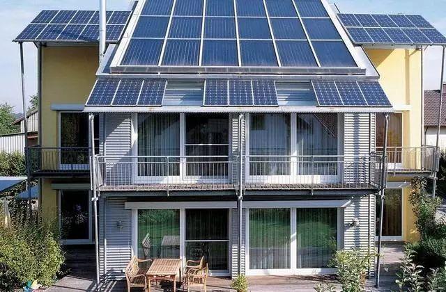居民為什么要安裝屋頂光伏發電站?