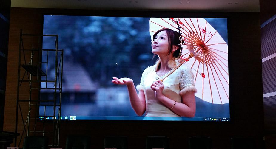 四川室内全彩LED显示屏