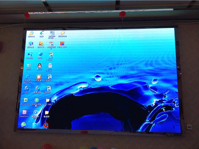 宜宾室内LED显示屏