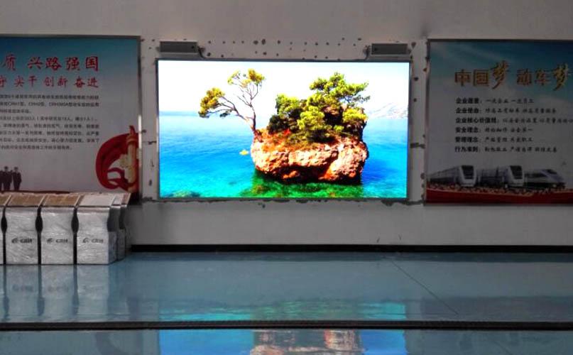 四川创名电子科技有限公司安装案例