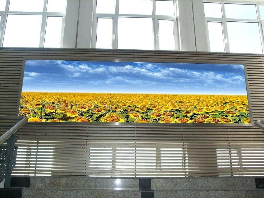 成都LED显示屏日常使用小知识