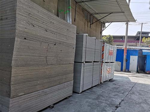 四川阻燃板生產廠區