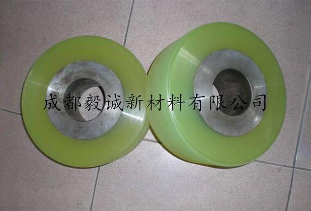 四川聚氨酯胶轮厂家-本色包胶