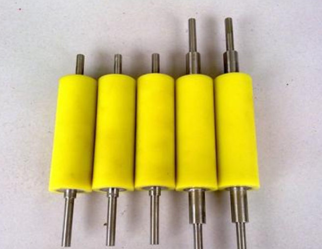新型环保材料四川聚氨酯橡胶辊的开发与应用