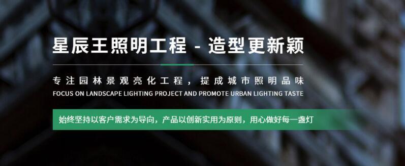 四川星辰王照明工程有限公司