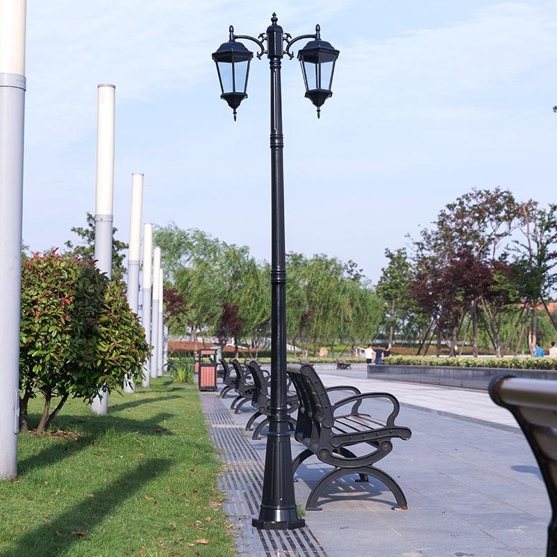四川双头庭院灯在使用过程中如何降低成本