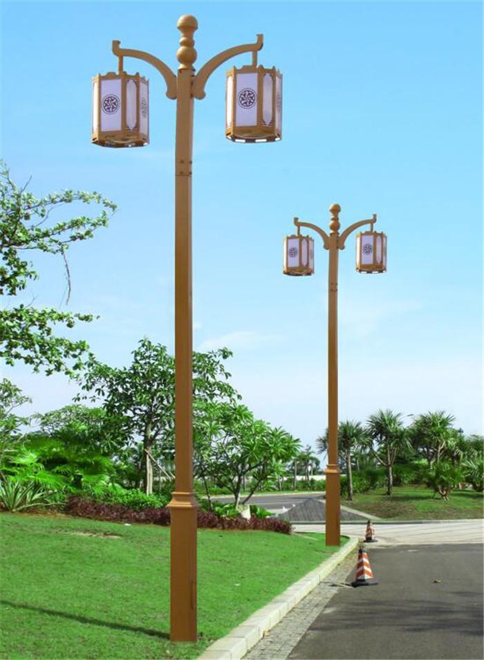 对四川庭院灯的介绍,你了解多少!