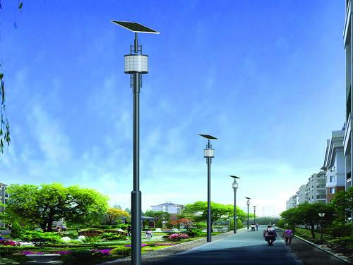 四川太阳能庭院灯怎样做会更优雅?