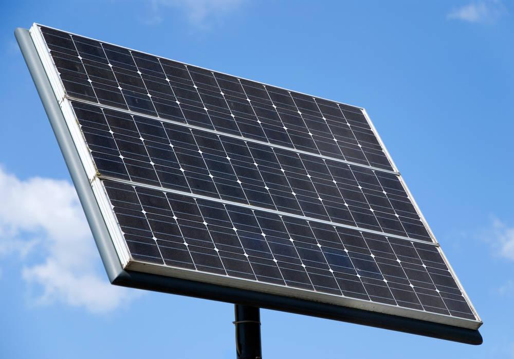 关于太阳能电池板安装的注意事项