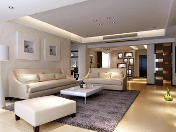 新流行的六種客廳裝修風格你還不知道嗎?