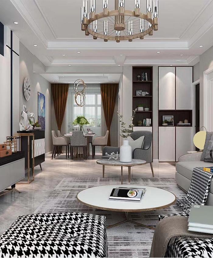 房子裝修,學會5個設計搭配技巧,小家也能裝出高級感!