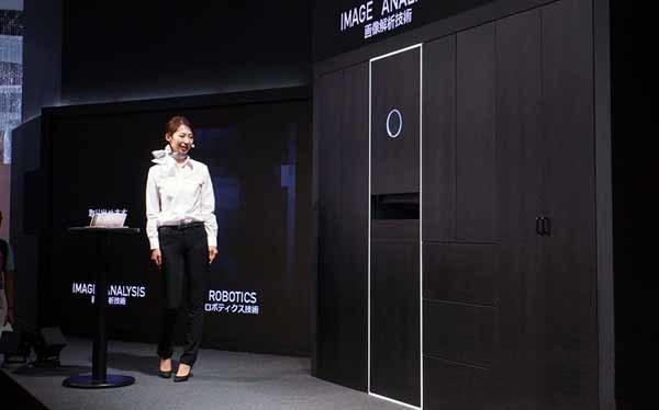 自動疊衣 智能衣柜引領舒適生活