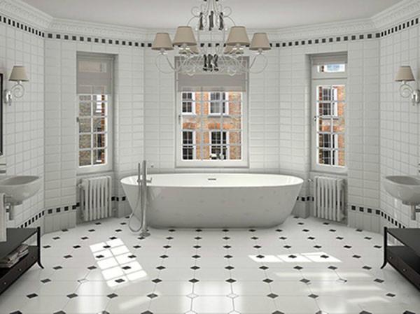 瓷磚選購有技巧 衛生間瓷磚挑選很重要