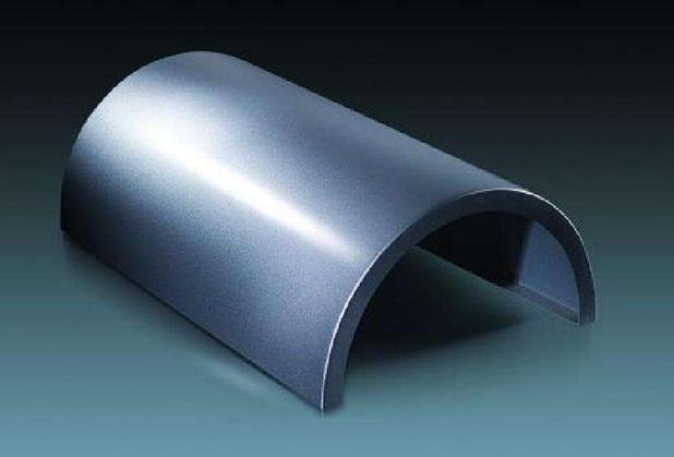 四川铝单板销售-双曲铝单板